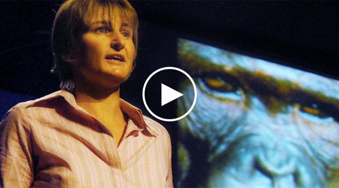 Louise Leakey's TED talk