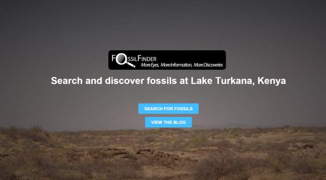 FOSSILFINDER LAUNCHED
